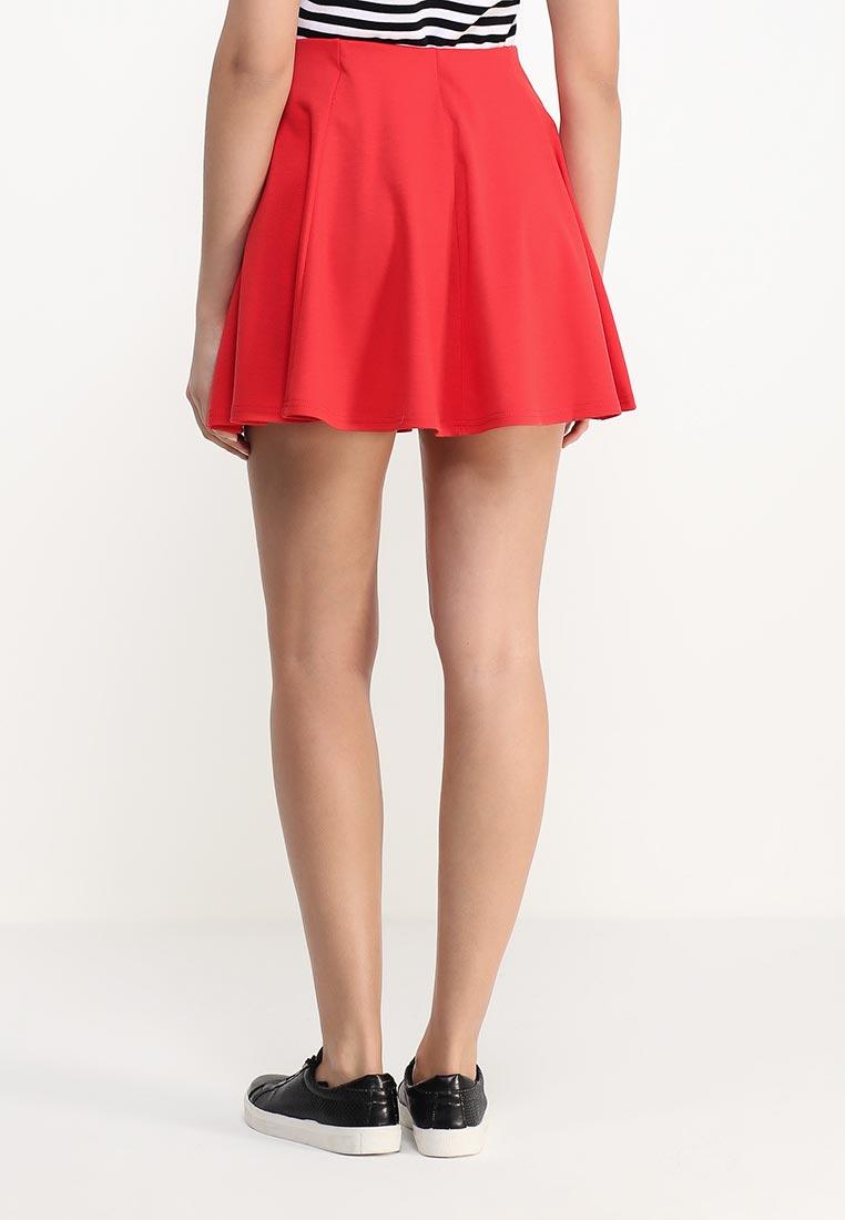 Широкая юбка oodji (Оджи) 14102001B/38261/4500N: изображение 4