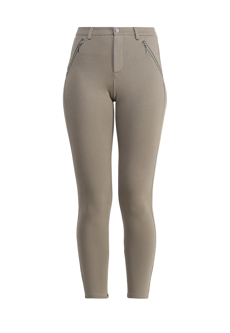Женские зауженные брюки oodji (Оджи) 28602001/45248/6600N