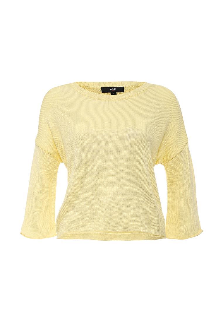 Пуловер oodji (Оджи) 63807254-2/35470/5000N