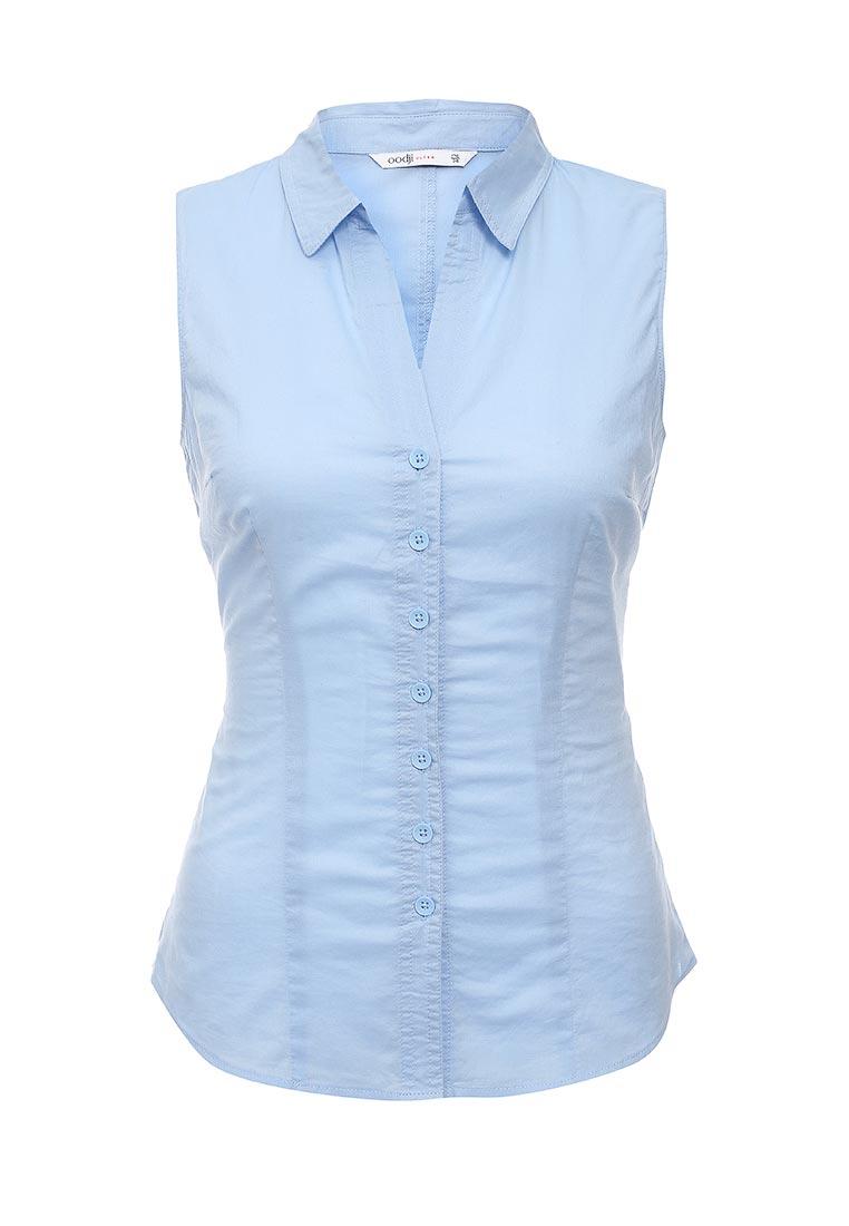 Блуза oodji (Оджи) 11405063-6/26491/7000N
