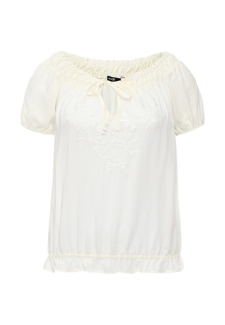 Блуза oodji 11413001M/24681/1200P