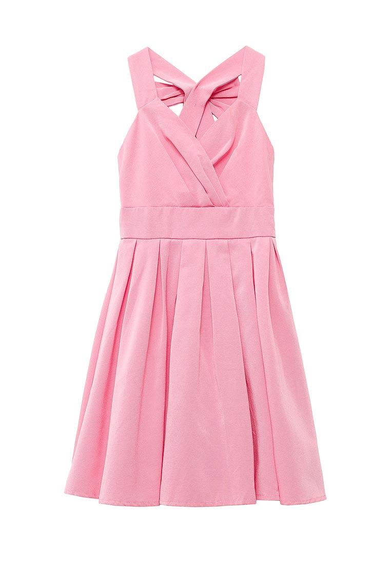 Повседневное платье oodji (Оджи) 11900158/17031/4D00N