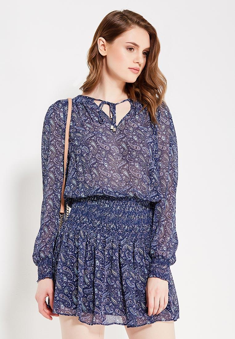 Платье-мини oodji (Оджи) 11913022/17358/7910E