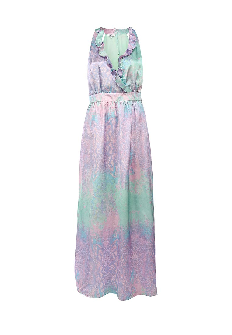 Вечернее / коктейльное платье oodji (Оджи) 21900108/26559/7340O