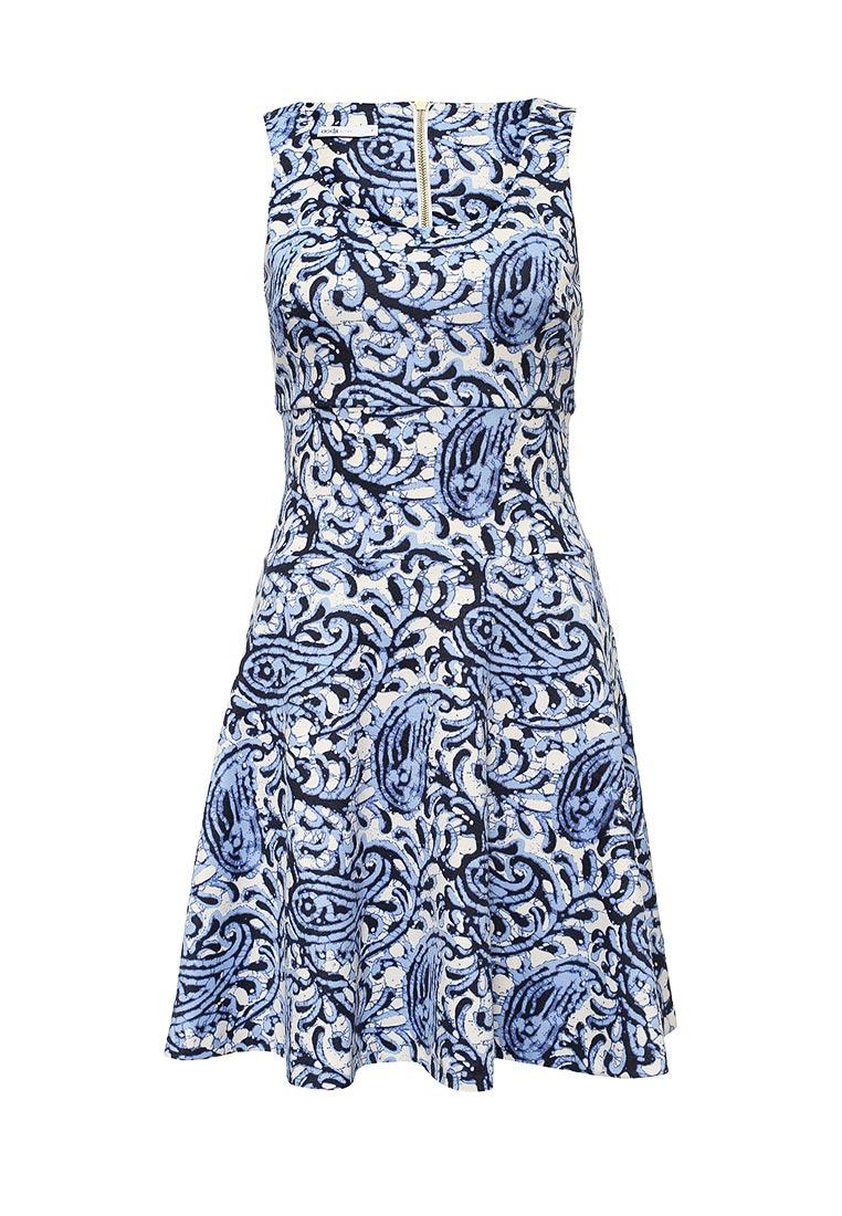 Летнее платье oodji (Оджи) 14015005/45446/1275E