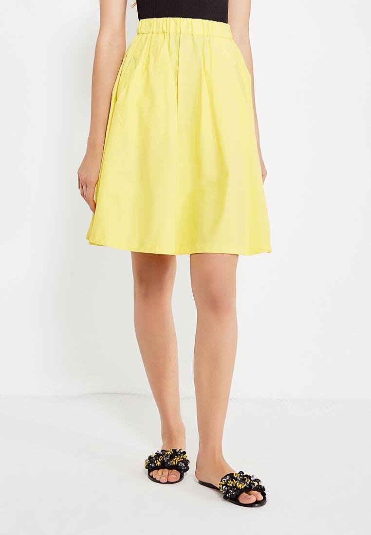 Широкая юбка oodji (Оджи) 11600424/45371/5100N