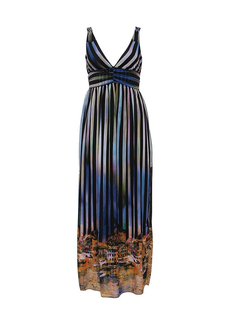 Летнее платье oodji (Оджи) 21903015/19621/2919S