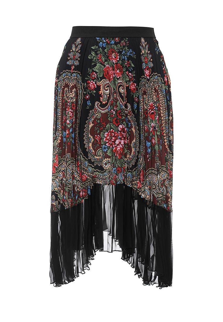 Широкая юбка oodji (Оджи) 11606045-2/26546/2949E
