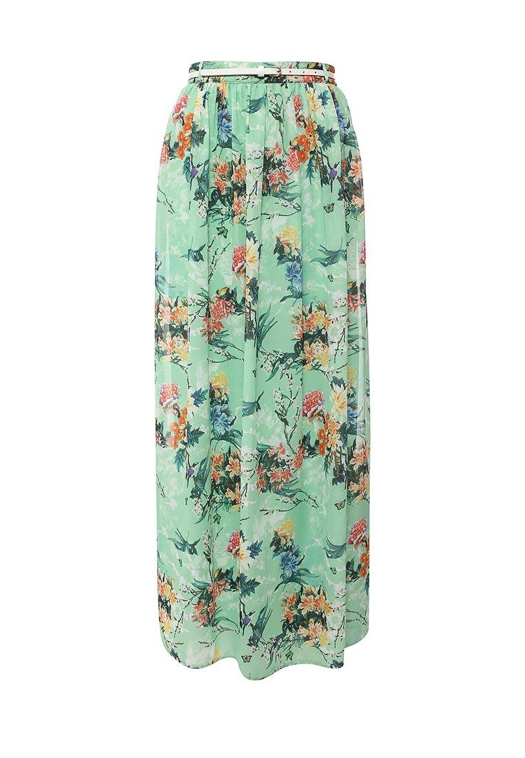 Широкая юбка oodji (Оджи) 21600229-2/15018/6019F
