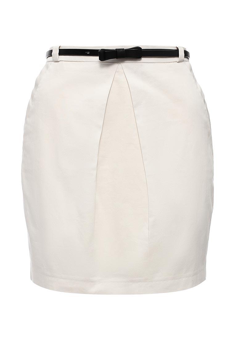 Прямая юбка oodji (Оджи) 11600318/19696/3000N