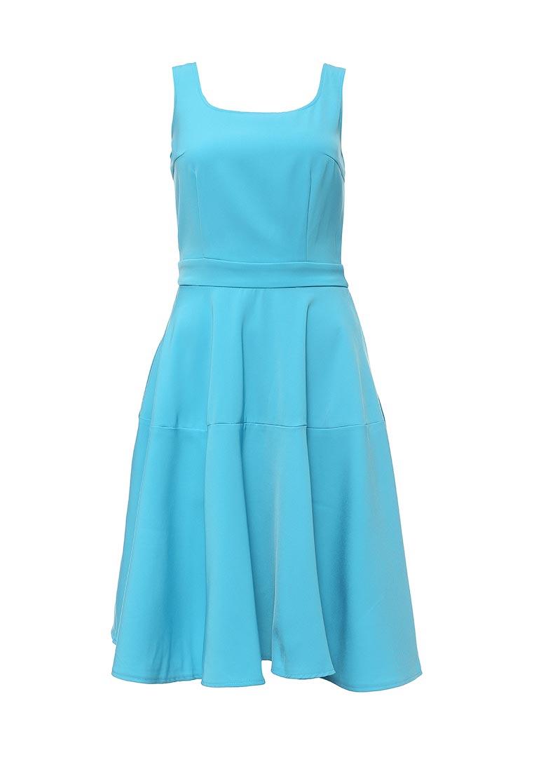 Платье-мини oodji 11902132M/35991/7300N