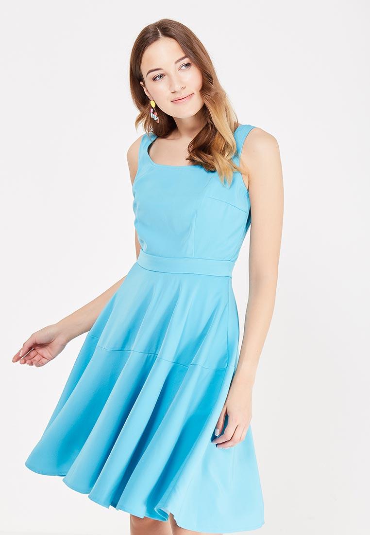 Платье-мини oodji (Оджи) 11902132M/35991/7300N