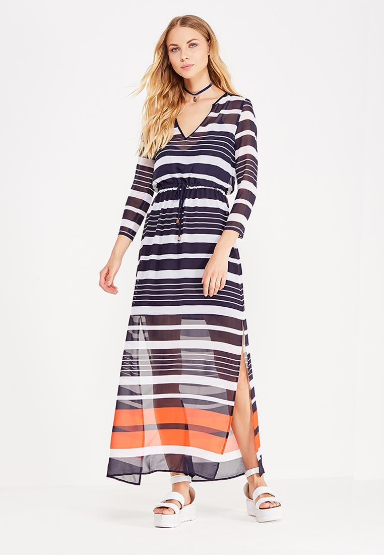 Повседневное платье oodji (Оджи) 21911018/17358/1079S