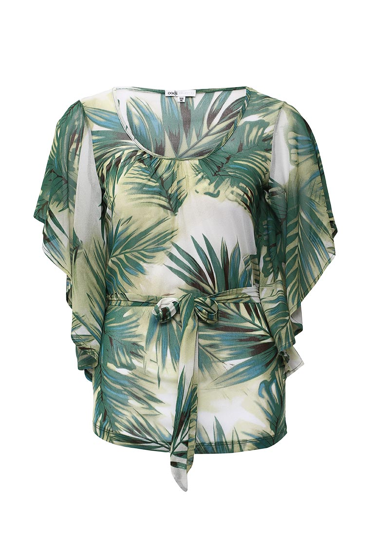 Блуза oodji (Оджи) 21301333/14385/3362O
