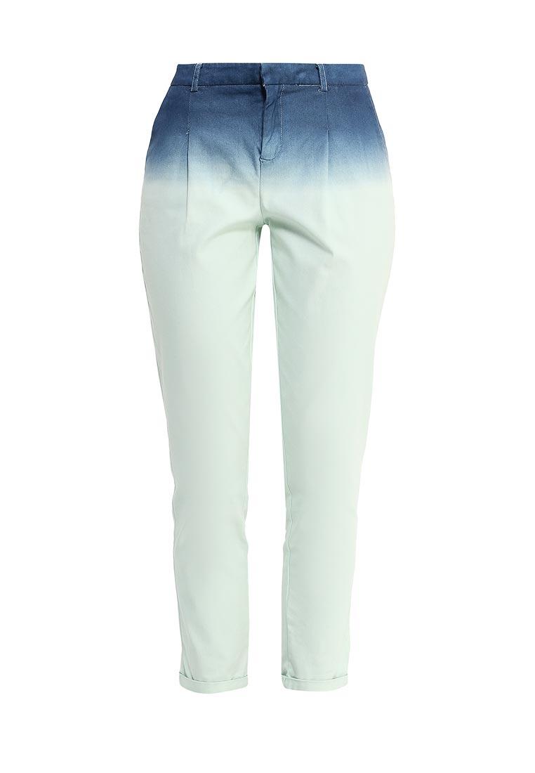 Женские зауженные брюки oodji (Оджи) 11707088/20089/6579T
