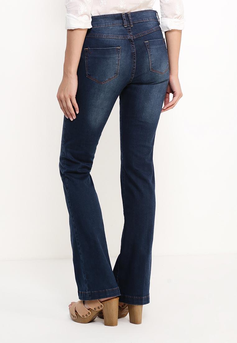 Широкие и расклешенные джинсы oodji (Оджи) 22102015-1/19997/7900W: изображение 4