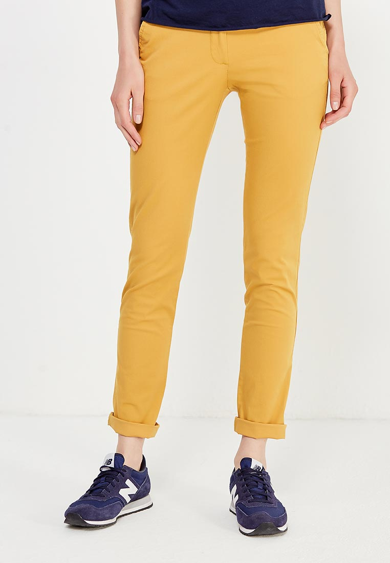 Женские зауженные брюки oodji (Оджи) 11706190-3/43526/5700N