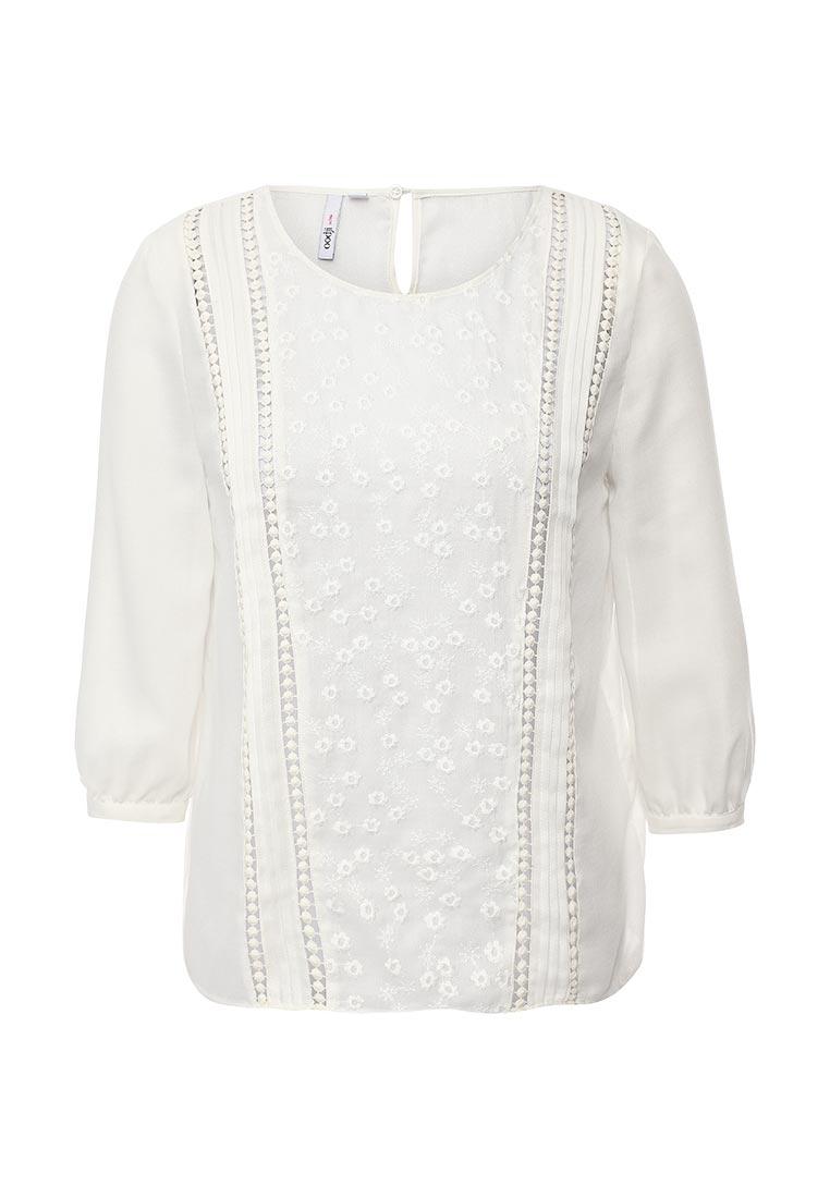 Блуза oodji (Оджи) 11411094/45403/1200N: изображение 1
