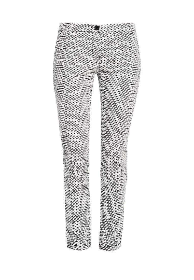 Женские зауженные брюки oodji (Оджи) 11706190-4M/43284/1229G