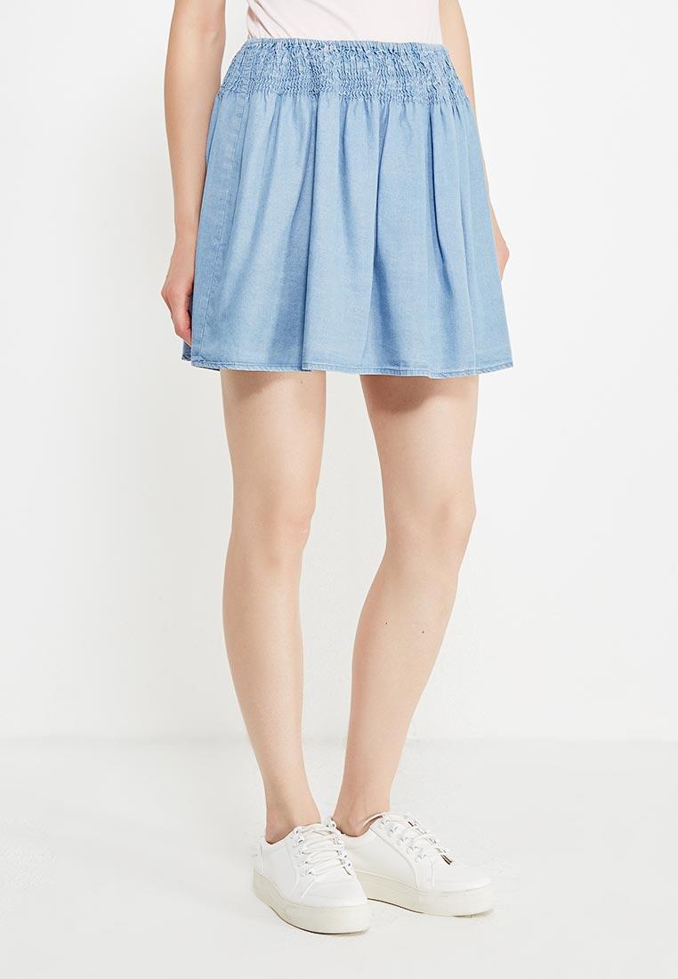 Джинсовая юбка oodji (Оджи) 11510003/45490/7500W