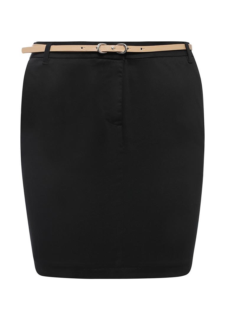 Прямая юбка oodji (Оджи) 11600397B/14522/2900N