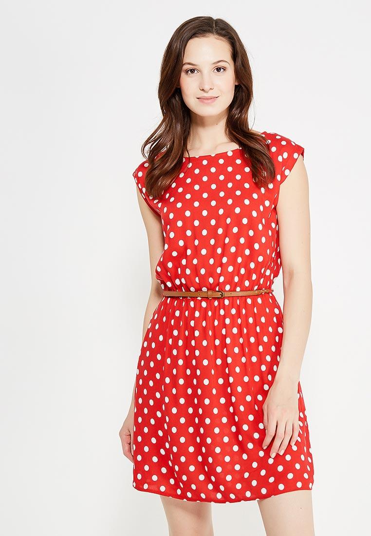 Повседневное платье oodji (Оджи) 11910073-2/45470/4512D