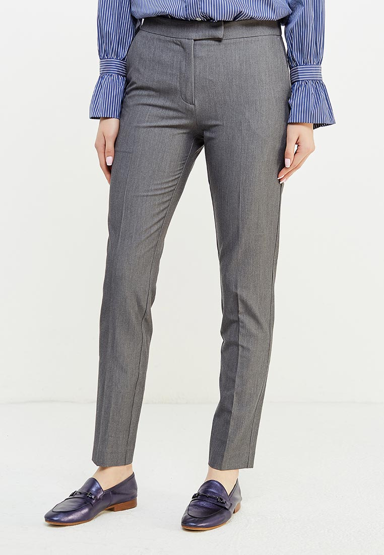 Женские зауженные брюки oodji (Оджи) 21700201B/18600/2500M
