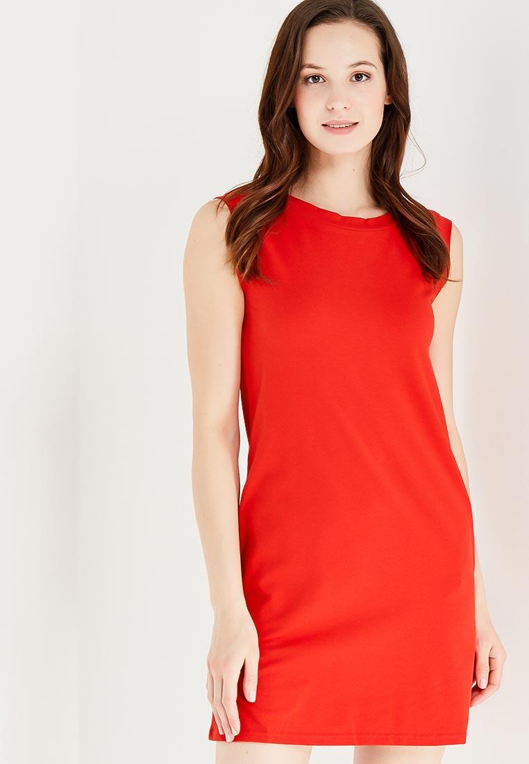Повседневное платье oodji (Оджи) 14005074-1B/46149/4500N