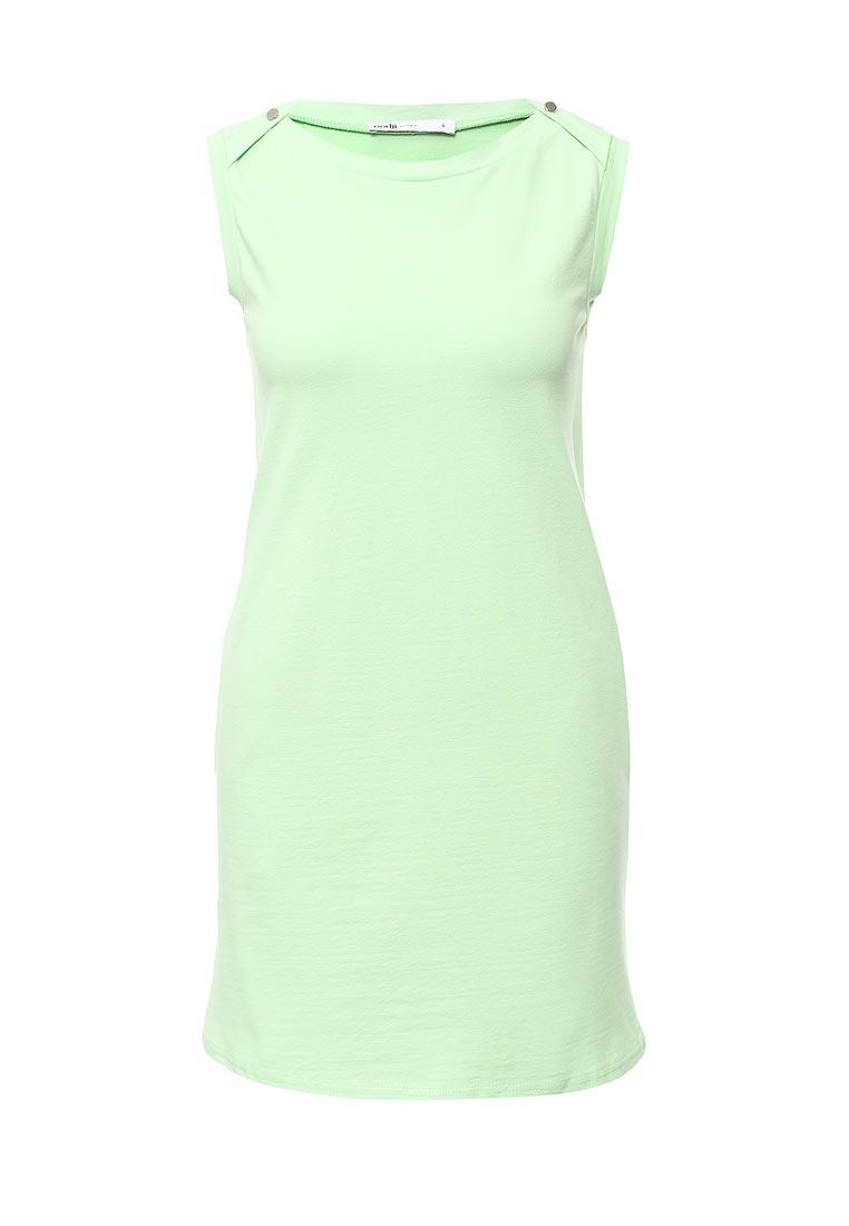 Повседневное платье oodji 14005074-1B/46149/6A00N