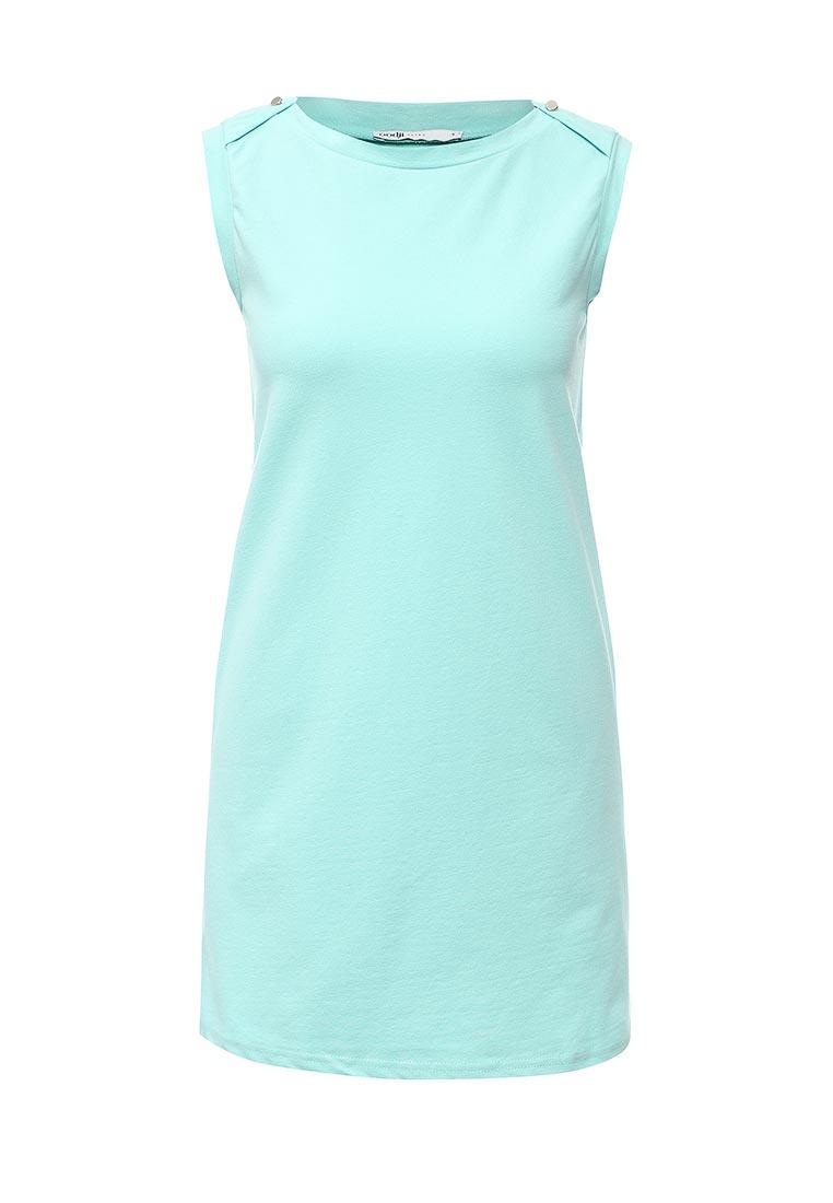 Летнее платье oodji 14005074-1B/46149/7300N