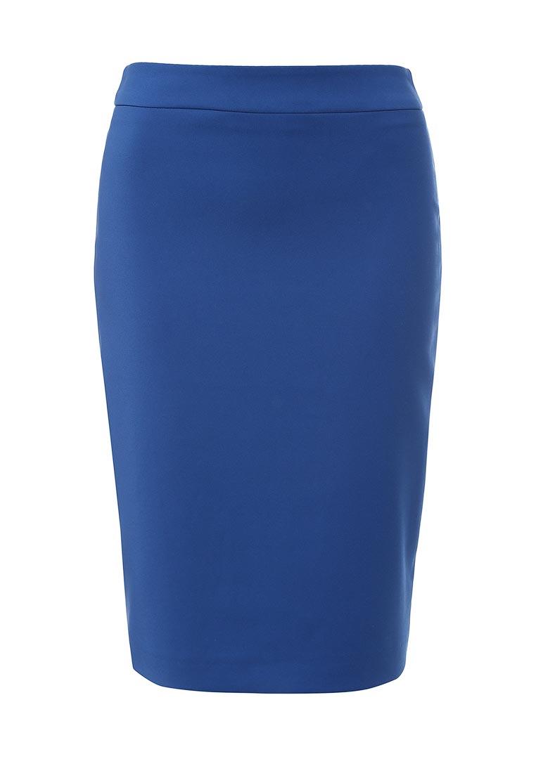 Прямая юбка oodji (Оджи) 21601254-6/43135/7500N