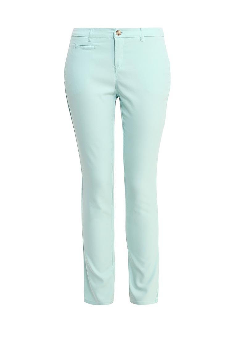 Женские зауженные брюки oodji (Оджи) 11700195/35669/6500N