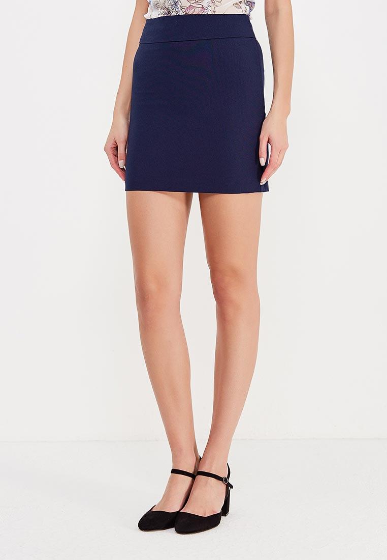 Прямая юбка oodji (Оджи) 11600399-1B/14917/7900N