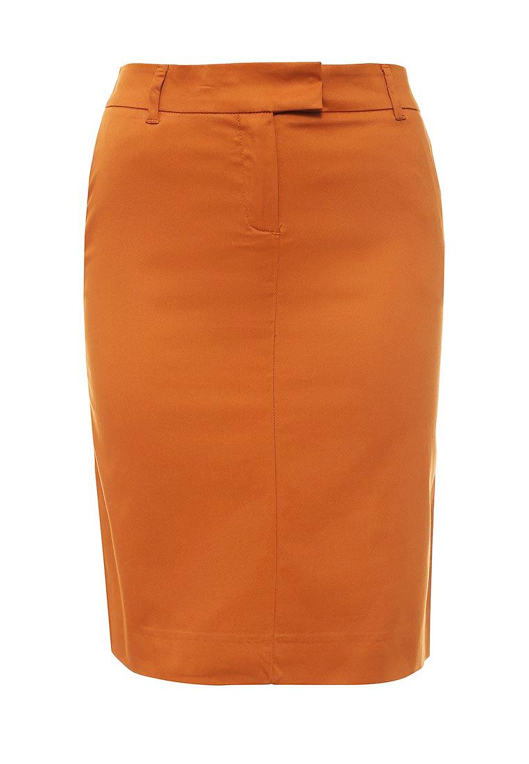 Прямая юбка oodji (Оджи) 21601275-1/14522/5700N