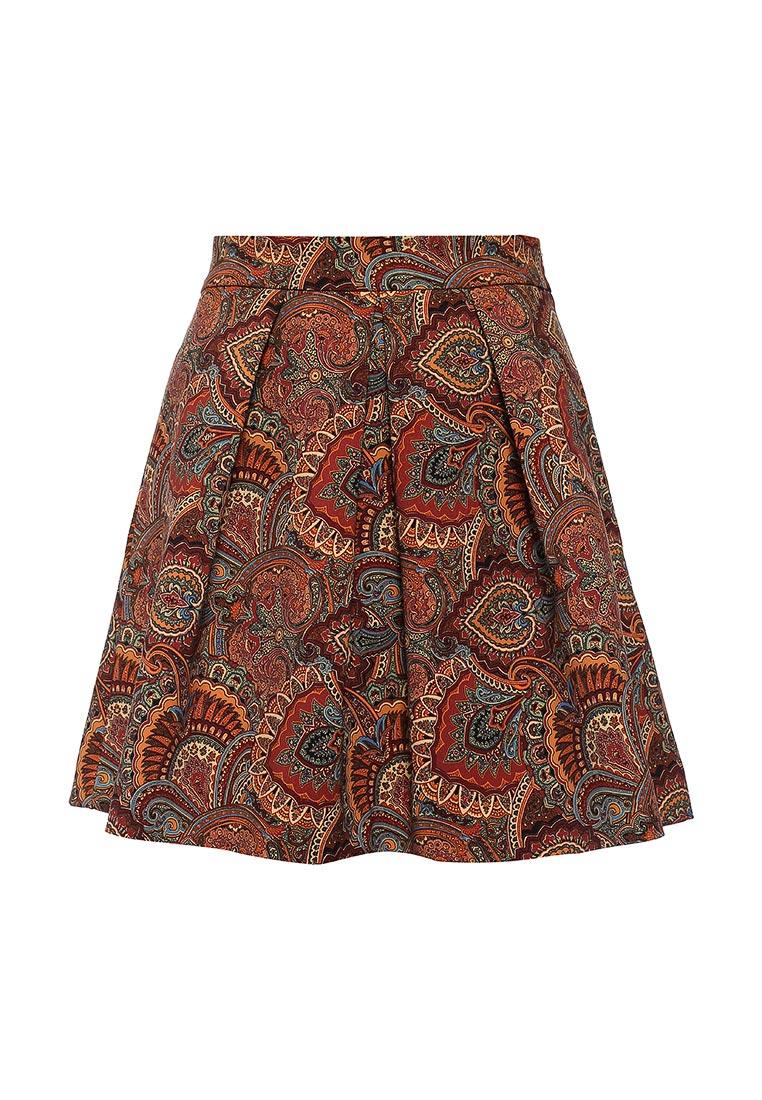 Широкая юбка oodji (Оджи) 11600396-2/45559/4959E