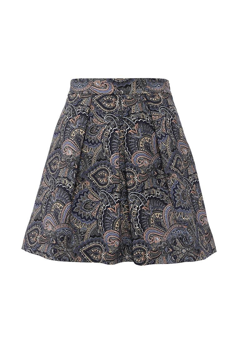 Широкая юбка oodji (Оджи) 11600396-2/45559/7533E