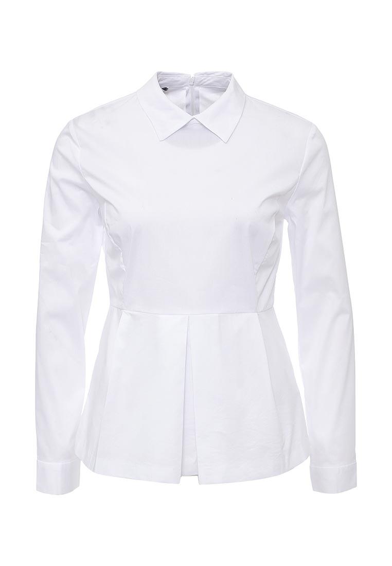 Блуза oodji 11400444/42083/1000N