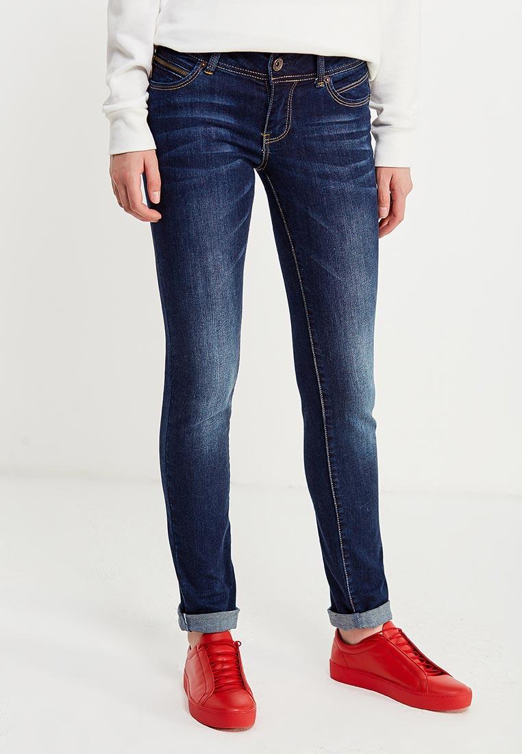 Зауженные джинсы oodji (Оджи) 12103121-1/43322/7900W