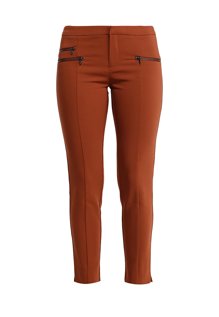 Женские зауженные брюки oodji (Оджи) 11706194/35589/3700N
