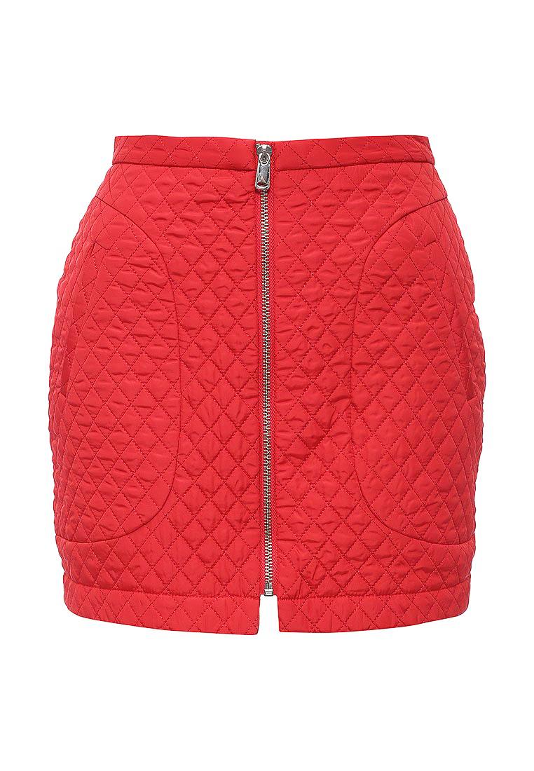 Прямая юбка oodji (Оджи) 11600410/38325/4501N