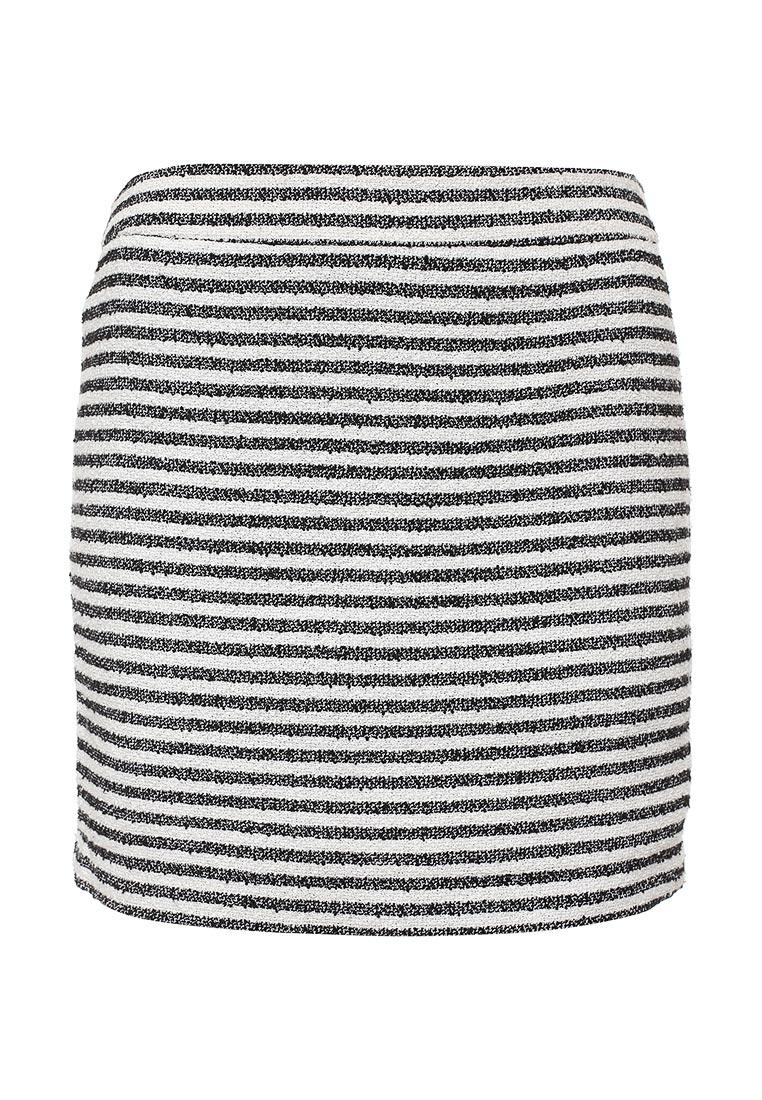 Прямая юбка oodji (Оджи) 11601180/33528/2930S