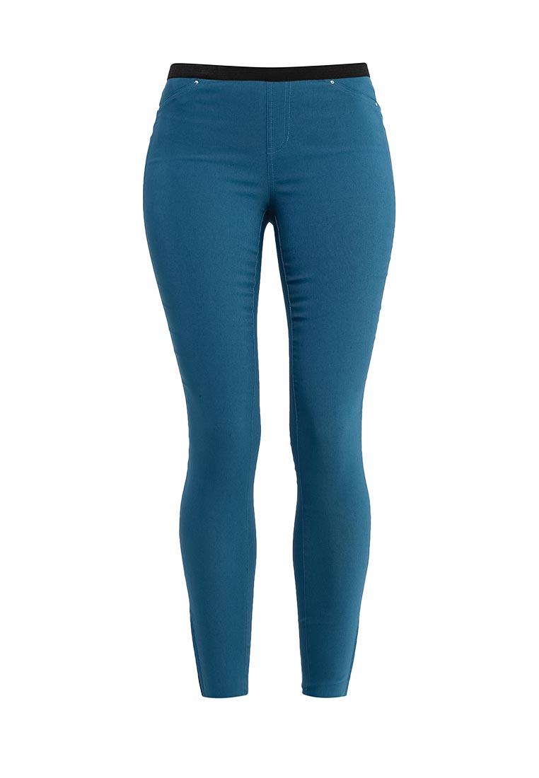 Женские зауженные брюки oodji (Оджи) 11713071-3B/14007/6C00N