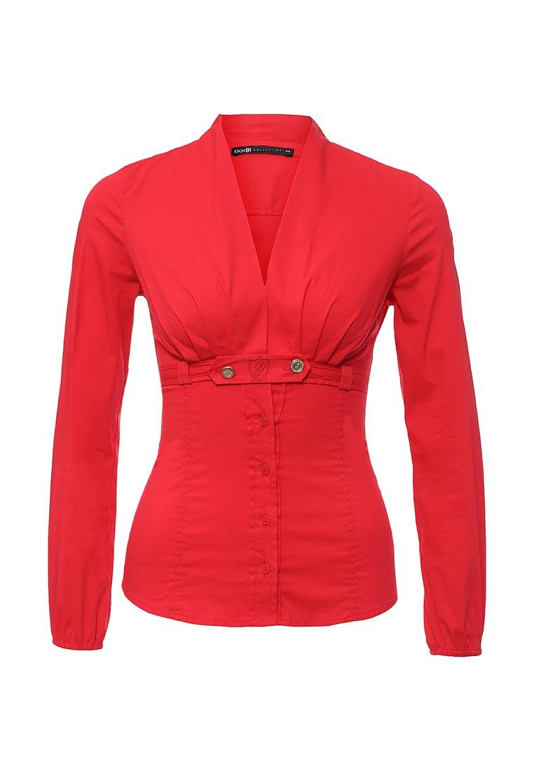 Блуза oodji (Оджи) 21400363/38337/4500N