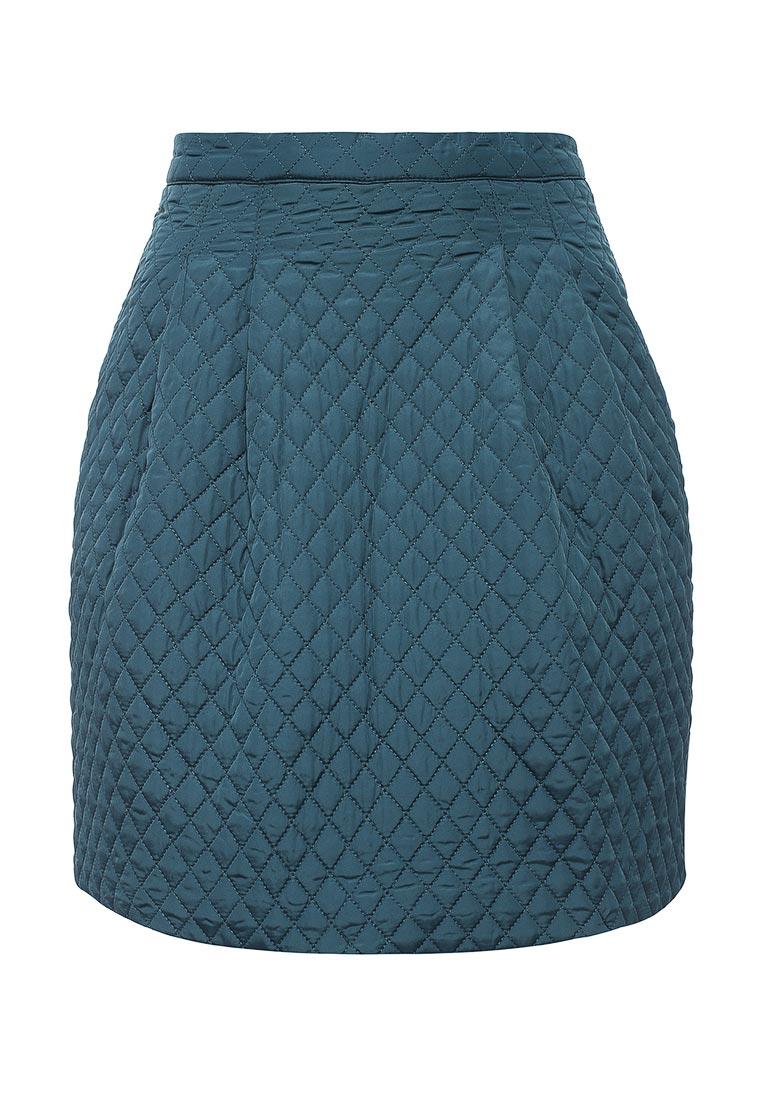 Прямая юбка oodji (Оджи) 11600360-1/38325/6C00N