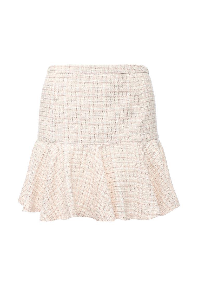 Прямая юбка oodji (Оджи) 11601187M/12205/5410C