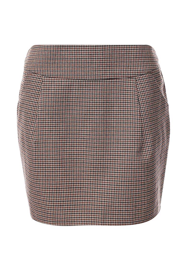 Узкая юбка oodji (Оджи) 11605056-2/22124/3337C