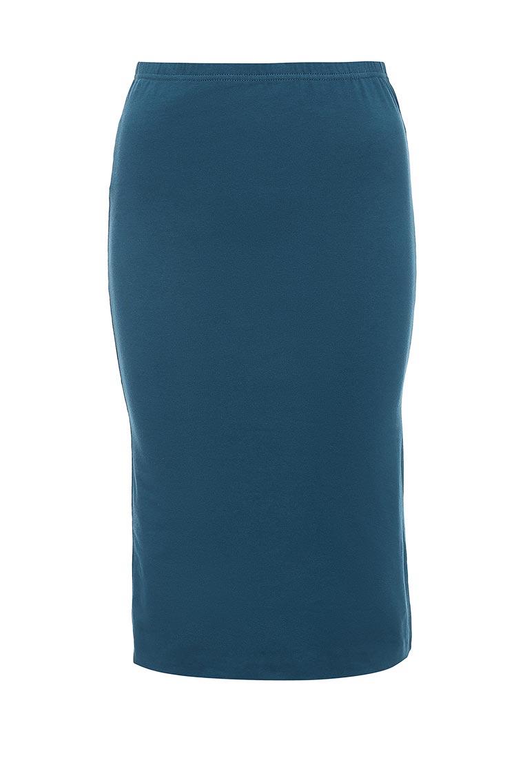 Прямая юбка oodji (Оджи) 14101050/33595/6C00N