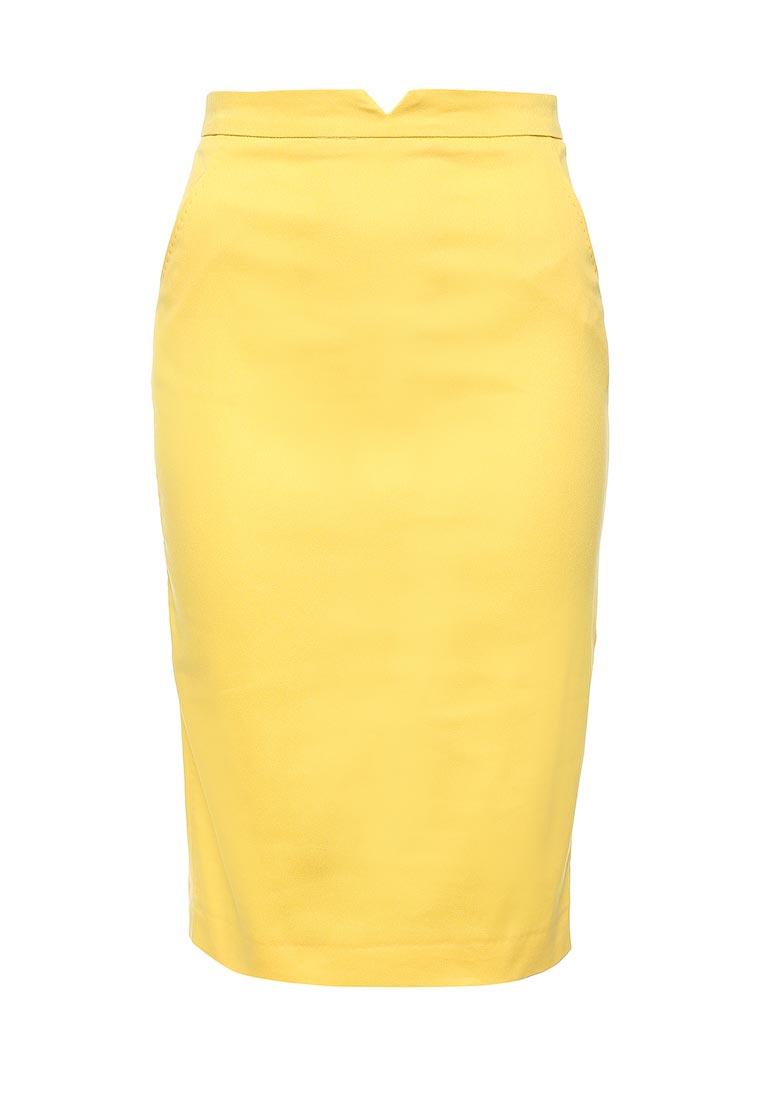 Прямая юбка oodji (Оджи) 11600387-3/18854/5100N