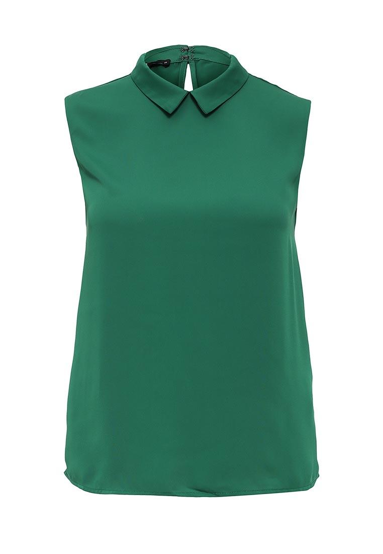 Блуза oodji (Оджи) 11411084B/43414/6E00N