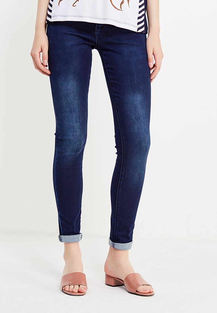 Зауженные джинсы oodji (Оджи) 12103119/43336/7900W